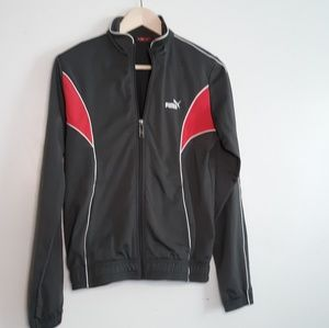 Retro Puma Warm Up Jacket